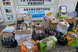 На Волині вилучено контрафактний елітний алкоголь на мільйон гривень (фото)