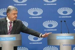 Майже 70% українців хочуть дебатів між Зеленським і Порошенком