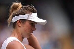 Еліна Світоліна опустилася на восьме місце в оновленому рейтингу WTA