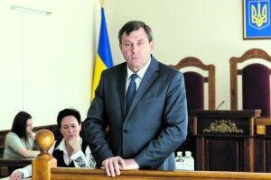 Голова Волинського апеляційного суду Петро Філюк за крок до того, щоб стати суддею Конституційного суду