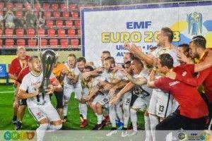 Чехи виграли чемпіонат Європи з міні-футболу в Києві