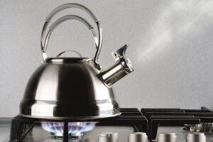 Як очистити чайник від жиру