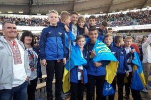 Юні волинські футболісти дійшли до 1/8 фіналу престижного міжнародного турніру