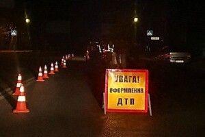 На вулиці Глушець у Луцьку «євробляха» збила дівчину (Фото)