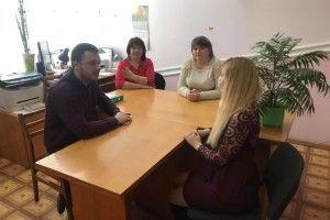 Головний юрист Волині консультував жителів Локач