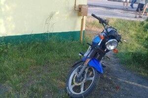 На Рівненщині мотоцикліст збив шестирічну дитину