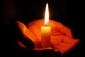 Свічечка для діда Луки