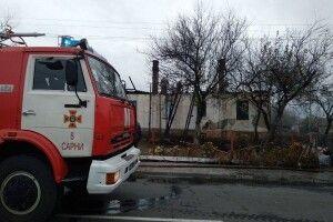 П'ять сімей у Сарнах в один день лишилися даху над головою