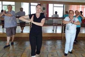 У Володимирі пенсіонерки танцюють румбу і балет