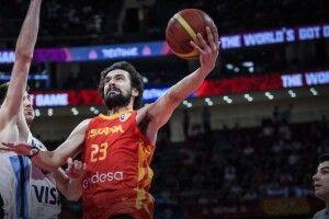 У фіналі Чемпіонату світу з баскетболу іспанці розтрощили аргентинців