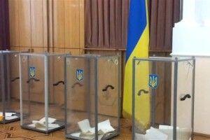 Недоступність приміщень та черги біля дільниць: які проблеми виявили на виборчих дільницях Волині (Фото)