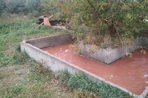 Розпочато кримінальне провадження за фактом забруднення земель у Володимир-Волинському районі (Фото)