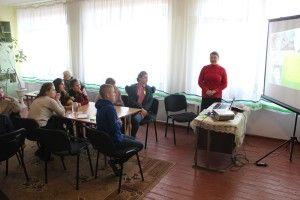 Учні Бірківського ліцею зробили годівничку й нагодували синичку