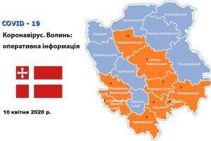 У Луцьку та двох районах Волині зросла кількість хворих на коронавірус