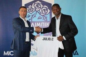 Донецький «Олімпік» очолив екс-гравець мадридського «Реала» Жуліо Сезар