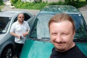 На Волині православна громада придбала автомобіль для українських бійців