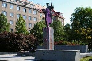 МЗС Росії пригрозило Чехії «відповіддю» на перенесення пам'ятника Конєву