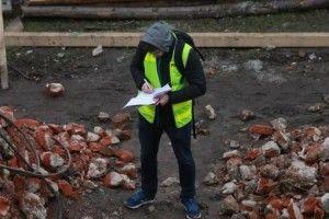 На будівництві у Кракові біля королівського замку на Вавелі загинув українець