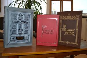 У Луцьку презентували шість факсимільних видань, чотири з яких пов'язані з Волинню
