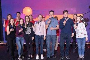 Волиняни у фіналі І Всеукраїнської олімпіади з креативності!