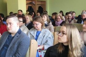 У Луцьку відбувся семінар з питань громадського здоров'я