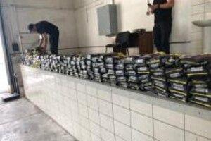 На «Ягодині» у човні знайшли 360 кілограмів кави