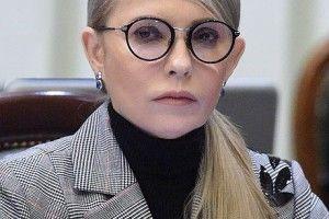 Тимошенко назвала себе другою, а екзит-поли маніпулятивними