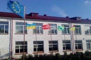 На Волині в Турійському районі пограбували школу (Фото)