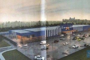 У Нововолинську планують побудувати «Епіцентр»
