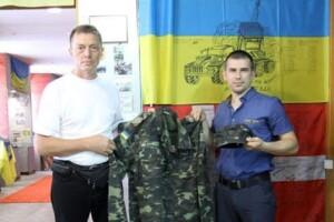 Однострій українського вояка, що пройшов полон, відтепер у музеї