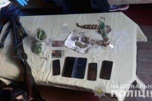 На Волині впіймали наркозбувача (Фото)