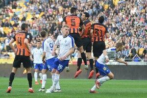 «Динамо» і «Шахтар» зіграли у Києві внічию – 0:0 (Відео)