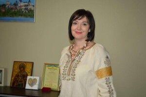 Голова Волинської облради Ірина ВАХОВИЧ: «Основна проблема влади— непрофесійність команди»