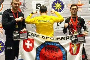 У Відкритому чемпіонаті світу з козацького двобою 13 волинян здобули призові місця