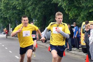 6 травня вулицями Луцька пройде 59-та легкоатлетична естафета