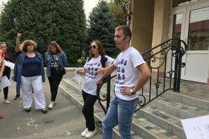 У Луцьку ходили місцями «корупційної слави»