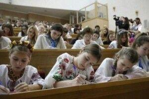 Українка стала переможницею міжнародного диктанту з польської мови для іноземців