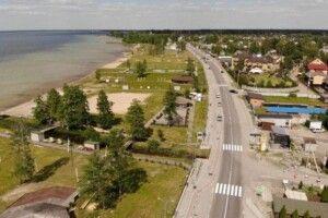 Показали, як виглядає новозбудована траса до Шацьких озер