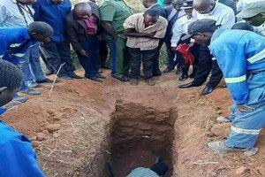 Пастор помер після трьох днів перебування угробі (Відео)
