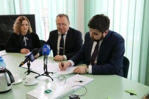 Хелм і Луцьк спільно покращуватимуть дорожню інфраструктуру