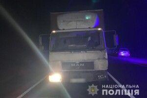 На Волині вантажівка на смерть збила 47-річного пішохода