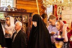 Волинська черниця Василина (Бондарина) розповіла, як пожертвувала кар'єрою акторки заради монастиря (фото)