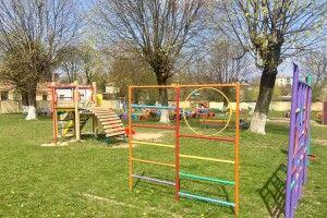 У Локачинському районі проінспектували стан спортивних майданчиків