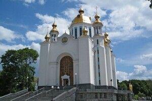 Рівненська єпархія заперечує, що на мозаїці Свято-Покровського собору будуть політичні діячі