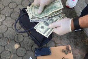 На Волині посадовиця вимагала 1 000 доларів хабара від учасника АТО (фото)