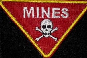 Під Малим Жолудськом знайшли 26 мінометних мін