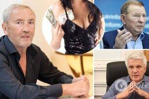 Льоня-Космос заявив, що оплачував повій для Кучми та Литвина