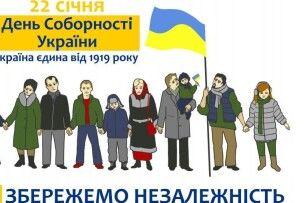У Луцьку відзначатимуть День Соборності України