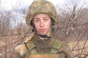 24-річна Світлана  під снайперськими кулями витягнула пораненого побратима