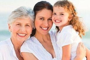 Які недуги можна одержати «у спадок» від мами